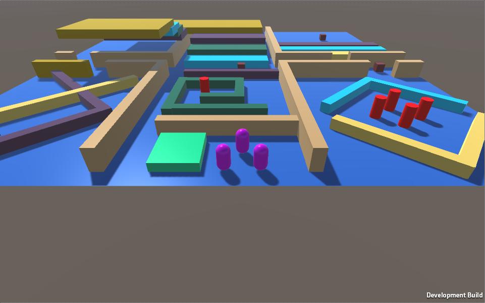 Unity Navigation and Animation – Kumarcode